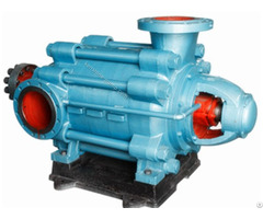 D Multistage Centrifugal Horizontal Water Pump