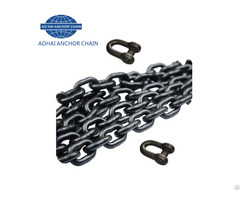 Discount Marine Hardware Popular Style Stud Link Anchor Chain With Factory Price