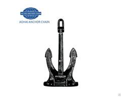 High Quality Black Printed Marine Boat Hhp 95 Spek Anchor