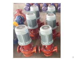 Sl Corrosion Resistant Centrifugal Vertical Fiberglass Pump