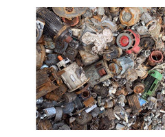 Sale 50 Ton Mixed Electric Motor Scrap