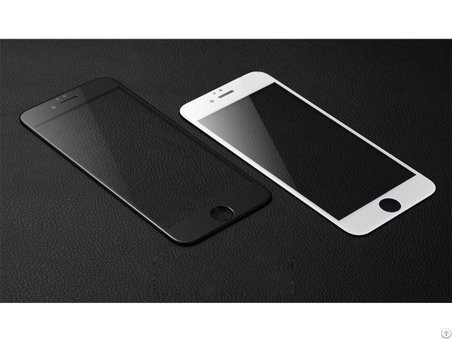 Blueo Pet Glossy Frame 3d Edge 0 2mm Tempered Glass Screen Protector For Iphone 7 Plus