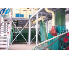 Edible Oil Mill Machinery Plant