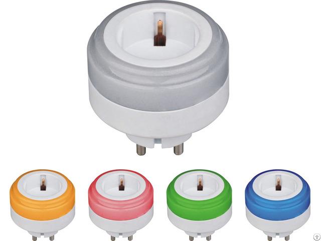 Power Adapter With Night Lights