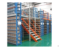 Warehouse Mezzanine Floors Racking System