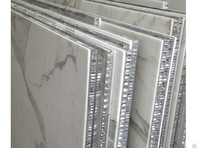 Facade Wall Cladding Lightweight Stone Panels