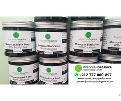 Moroccan Black Soap Supplier Wholesale