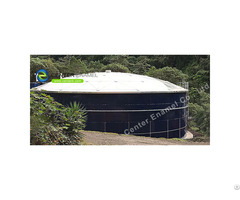 Porcelain Enamel Irrigation Water Tank For Farm Plant