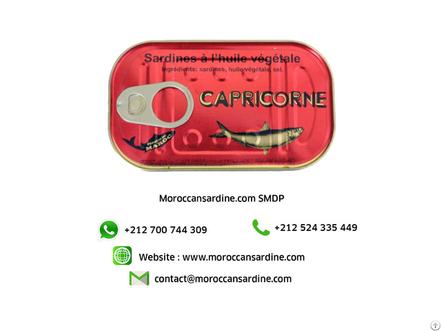 Moroccan Sardines Producers