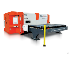 Nukon Eco S Line Fiber Laser Cutting Machine