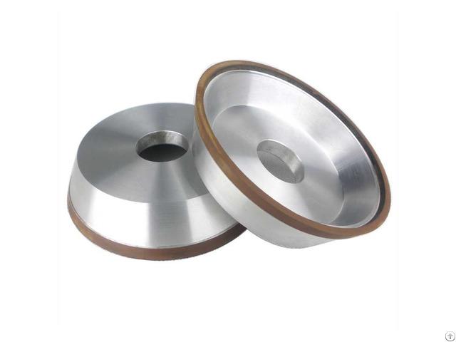 11v9 Resin Cbn Wheel For Hss Sharpening