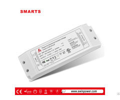 Triac Dimmable 24v Dc Constant Voltage Led Driver Supplier 24w 30w 45w