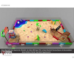 Sand Pool Park Indoor Playground For Kids