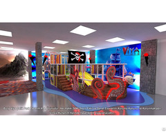 Pirate Themed Soft Play Playground