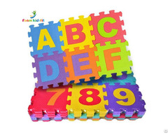 Eva Number Puzzle Mat Educational Toys For Kids