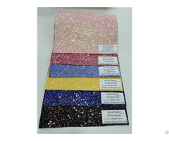 Bh4994 Multi Color Shining Glitter Fabric Leather 1 2mm 54""