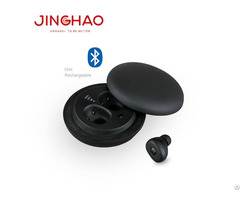 New Products Healthcare Supply Mini Invisible Cic Bluetooth Rechargeable Hearing Aids