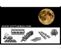Engine Parts Turbocharger Cylinder Head Crankshaft For Cars Or Trucks