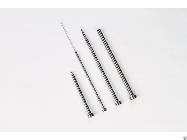 Dongguan Yize Mould Provides Quality Ejector Pin And Sleeve Precision Machinery Spare Parts