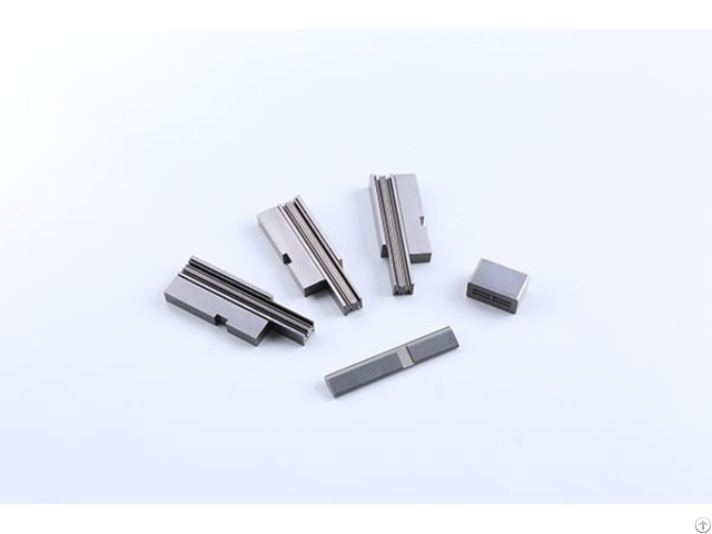 High Corrosion Resistance Tungsten Carbide Mold Parts With Good Service