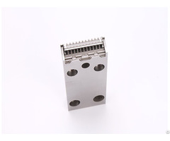 Dongguan High Precision Inserts And Accessories Sodick Line Cut To Map Processing