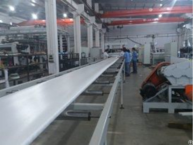Xps Heat Insulation Foamed Plate Extrusion Machine Manufacturers