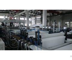 Pp Hollow Building Formwork Extrusion Production Equipment Manufacturer