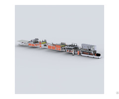 Pp Hollow Building Formwork Extrusion Production Equipment Price