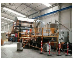 Abs Pmma Hips Gpps Refrigerator Board Production Line