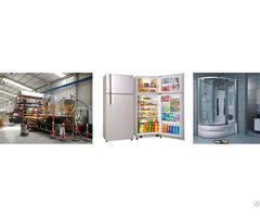 Gwell Abs Pmma Hips Gpps Sanitary Ware Board Manufacturing Machine
