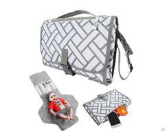 Baby Outdoor Portable Diaper Changing Mat Waterproof Nappy Replacement Pad