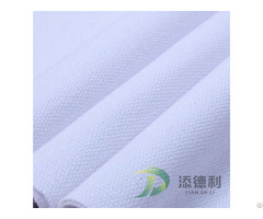 Cotton Canvas Bleached Fabric