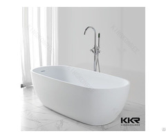 1200mm Corainy Acrylic Solid Surface Bathtub