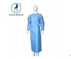 Disposable Surgery Gowns Medical Surgical Gown Used For Surgeons Wear