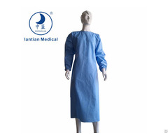 Tri Anti Effects Surgical Gown