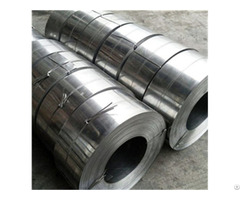 Galvanized Steel Strip Coil Z40 For Shutter Doors 0 5x125mm