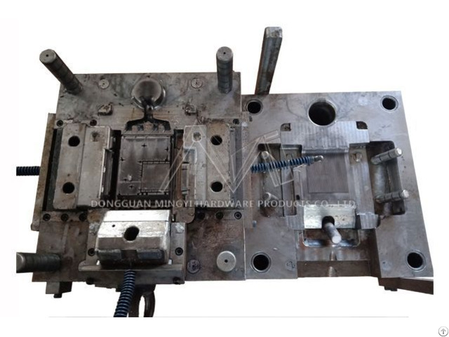 Magnesium Alloy Die Casting Router Shell Mould