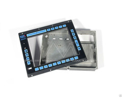 Display Frame For High Speed Train