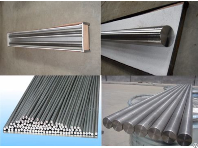 Gr1 Gr2 Gr3 Gr4 Titanium Bar For Medical Industry Aerospace