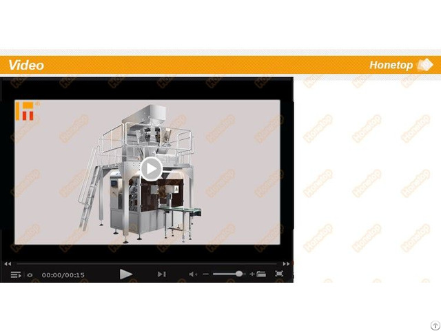 High Quality Solid Packing Machine