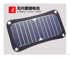 Solar Charger 6 5w