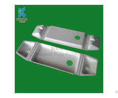 Paper Pulp Molded Eco Friendly Phone Packaging Tray