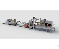 Pp Print Sheet Machinery