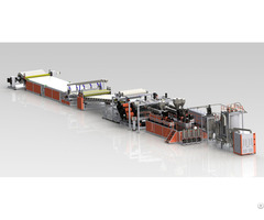 Eva Multi Layer Coextrusion Sheet Equipment