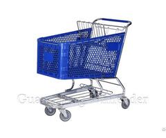 Yld Pt180 1fb Plastic Shopping Cart