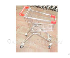 Yld Bt055 1s European Shopping Trolley