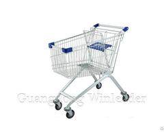 Yld Bt70 1s European Shopping Trolley