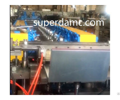 Automatic Fire Hydrant Box Roll Forming Machine