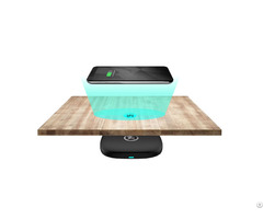 30mm Long Distance Qi Invisible Wireless Charger For Furniture