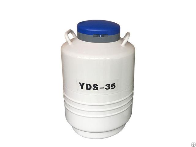 Yds 35l Liquid Nitrogen Tank From China Factory